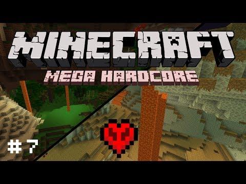 Minecraft: Mega Hardcore Ep. 7 Beehive