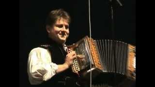 Jozef Ruman na Podstavekovej heligónke v Brezne, 12.11.2005