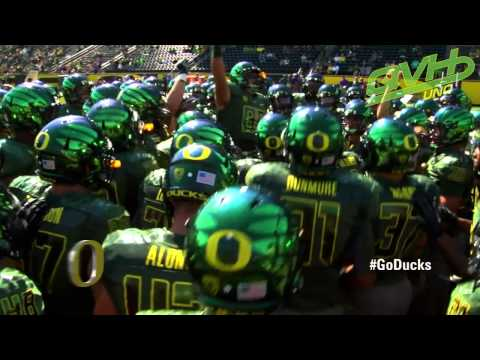 "Oregon Ducks Football 2014-15 Season HD ""The Time is Now"""