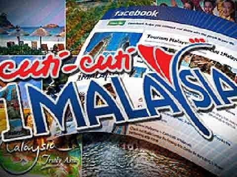 RM1.8m for tourism drive, not just Facebook page