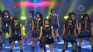 Download Lagu JKT48 - R.I.V.E.R + Overture @ IMB TRANSTV [13.05.26] Gratis STAFABAND