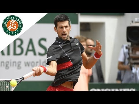 Novak Djokovic vs Roberto Bautista Agut - Round 3 Highlights I Roland-Garros 2018