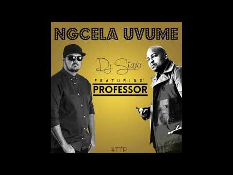 Dj Stavo Feat. Professor -Ngcela Uvume (Official Audio)