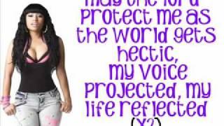 Nicki Minaj- Autobiography (Lyrics On Screen)
