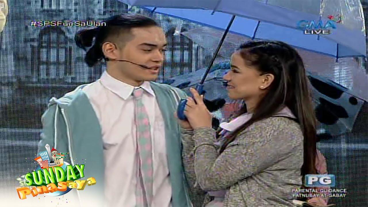 Sunday PinaSaya: Love life sa   tag-ulan