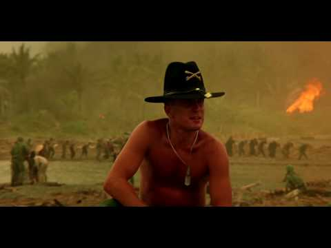 Apocalypse Now - Smell of Napalm HD