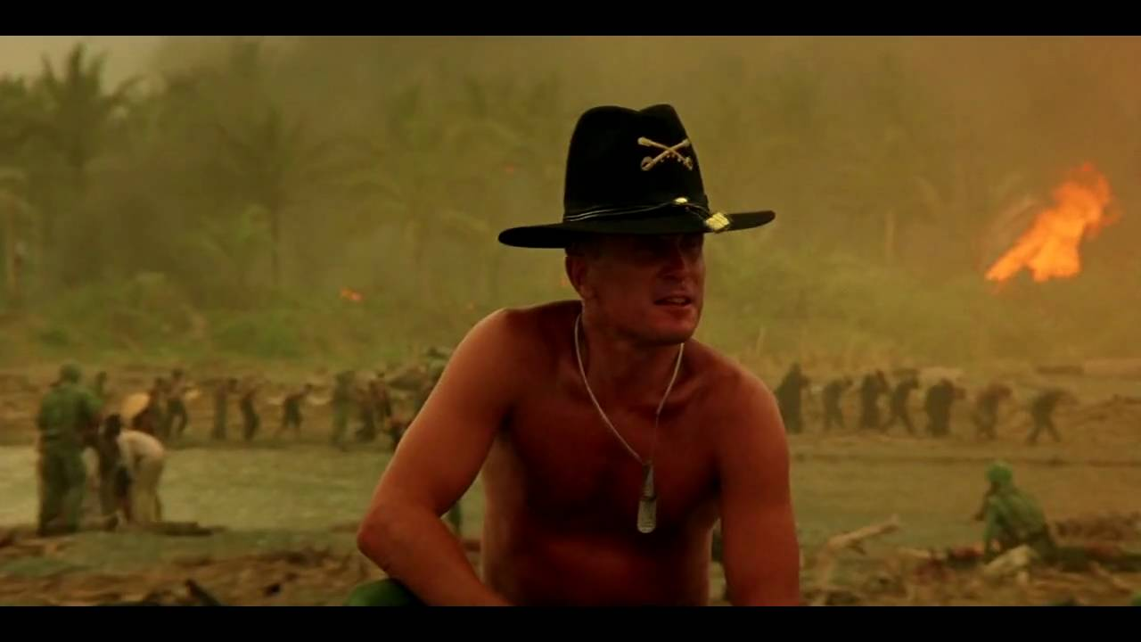 Apocalypse Now Smell Of Napalm Hd Youtube