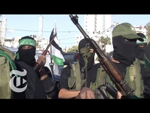 'Cutting the Grass' of Hamas's Militancy | Times Minute | The New York Times