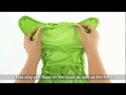 Capri Cloth Diaper Covers - Snaps