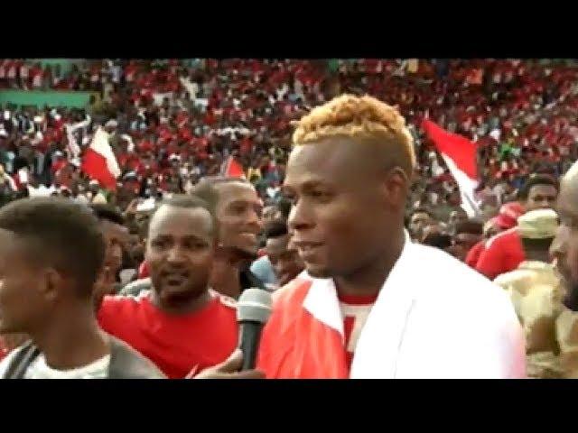 Ethiopia Premier League Champions Jimma Aba Jiffar FC