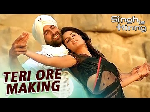 Making of Song 'Teri Ore'- SINGH IS KINNG