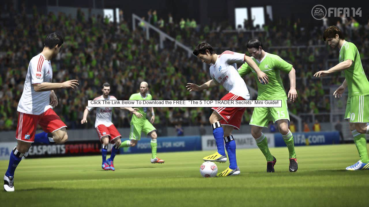 Easy way to make money fifa 14 ultimate team 09