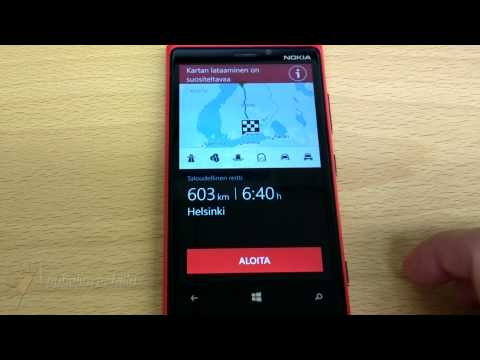 Nokia Lumia 920 - UI, Apps & More