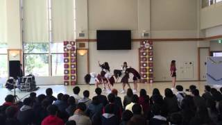 Like OOH-AHH(우아하게)-TWICE Dance coverd by KMUSE@freshmen welcome party 2016