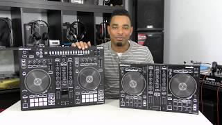 Roland DJ-202 vs Roland DJ-505 Comparison Video