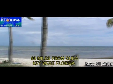 Key West Fl To Homestead Fl Us 1 Time Lapse Drive Youtube