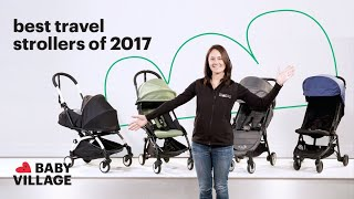 Best Travel Strollers of 2017 | Review