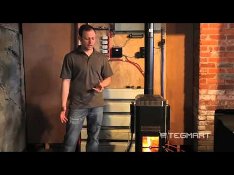 Wood Stove Thermoelectric Generator on an Unforgettable Fire Katydid Wood Stove
