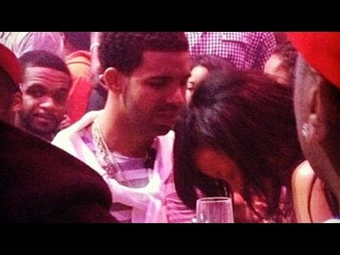 Drake and Rihanna Caught Together At 4 am