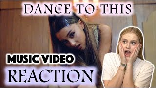Download Lagu Troye Sivan ft Ariana Grande - DANCE TO THIS - Official Music Video (REACTION)!!! Gratis STAFABAND