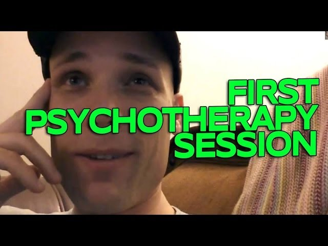 First Psychotherapy Session
