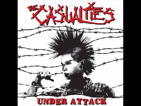 The Casualties - Without Warning Music Videos