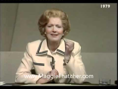 Janet Brown -  Maggie (margaret) Thatcher impressionist