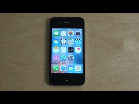 iPhone 4S iOS 9.2.1 - Review