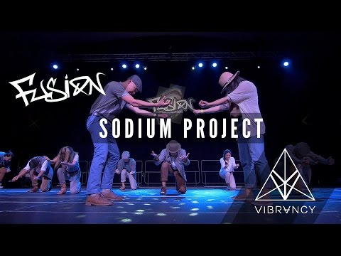 Sodium Project | Fusion XVII 2017 [@VIBRVNCY Front Row 4K] #fusionxvii