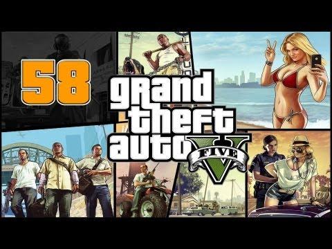 Прохождение Grand Theft Auto V (GTA 5) — Часть 58: Угонщик
