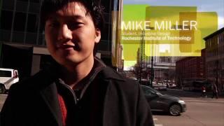 The RIT Student: Michael Miller