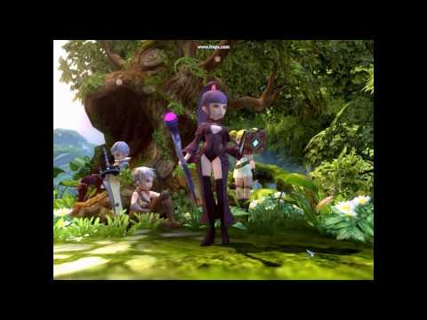 Dragon Nest Character Creation Dragon Nest Online Character