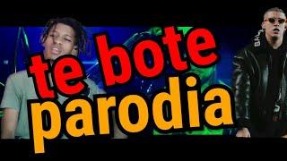 Te Bote Remix Parodia Ozuna Ft Bad Bunny Niky Jam Casper Darell Nio Garcia