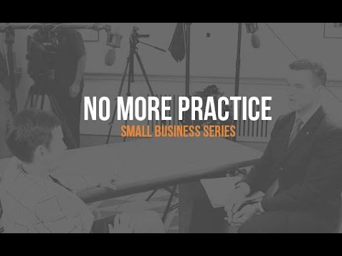 The Small Business Series - Episode 1 - Andrew Conway