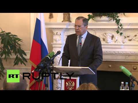 UK: February 21 agreement still not being fulfilled - Lavrov