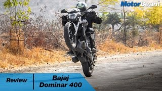 Most Exhaustive Bajaj Dominar 400 Review - 22 Questions Answered | MotorBeam