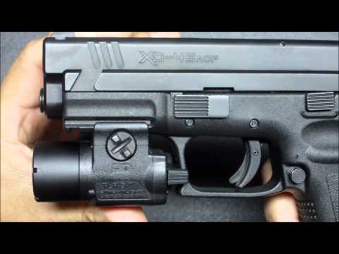 The Springfield Armory XD 45 Service Model Review