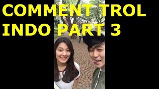 PRANK TERIAK RAISA-SELFIE PRANK - COMMENT TROLL INDO PART 3 - prank indonesia