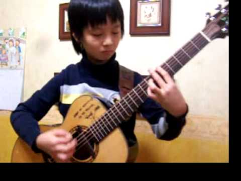 (Beatles) Come Together - Sungha Jung