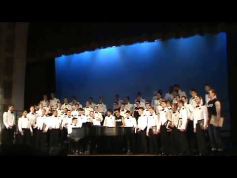 USNA Men's Glee Club CW Concert 5/20/13
