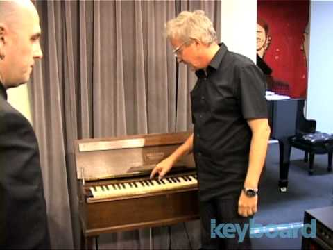 Inside DEVO's Studio with Mark Mothersbaugh (2010)