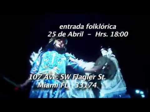CARNAVAL DE ORURO - BOLIVIA  in Miami FL - Spot Publicitario