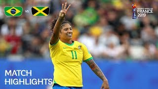 Brazil v Jamaica - FIFA Women's World Cup France 2019™