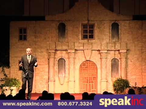 Keynote Speaker: Jim Johnson - Presented by SPEAK Inc.
