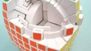 Thumb Armar el Cubo Rubik de 7x7x7 es como ensamblar una mini Death Star