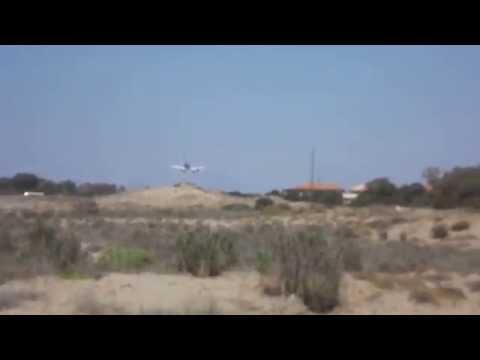 Zakynthos Airplane Spotting
