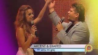 Akcent & Exaited - W Sercu Mi Graj (Pożegnanie Lata w Iłowie'13) -- [lepsza jakość dźwięku!]