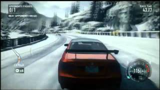 GamesCOM 2011: Need for Speed The RUN Gameplay