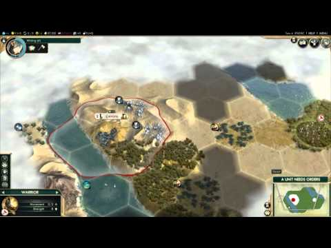 Civilization V Brave New World - Japan - 01