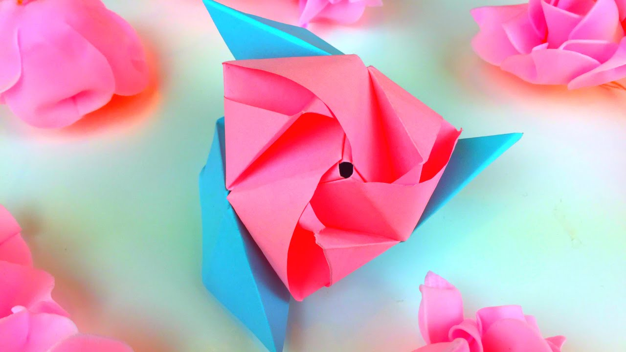 How To Make An Origami Rose Box Easy 4940584 Airhumidifierfo